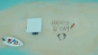 BIRTHDAY VLOG Celebrating On The Maldives