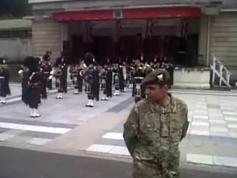 Armed Forces Day Edinburgh 2013