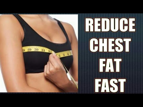 HOW TO REDUCE BREAST SIZE || BURN CHEST AND ARM PIT FAT AT HOME || FAST & EASY