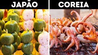 Comida De Rua por US$ 1, Que Você Pode Experimentar em Diferentes Países