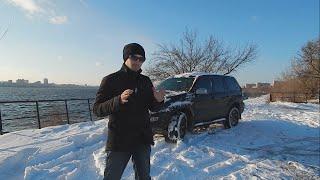 TOYOTA Land Cruiser PRADO Тест драйв от Коляныча #43 Косяки :]