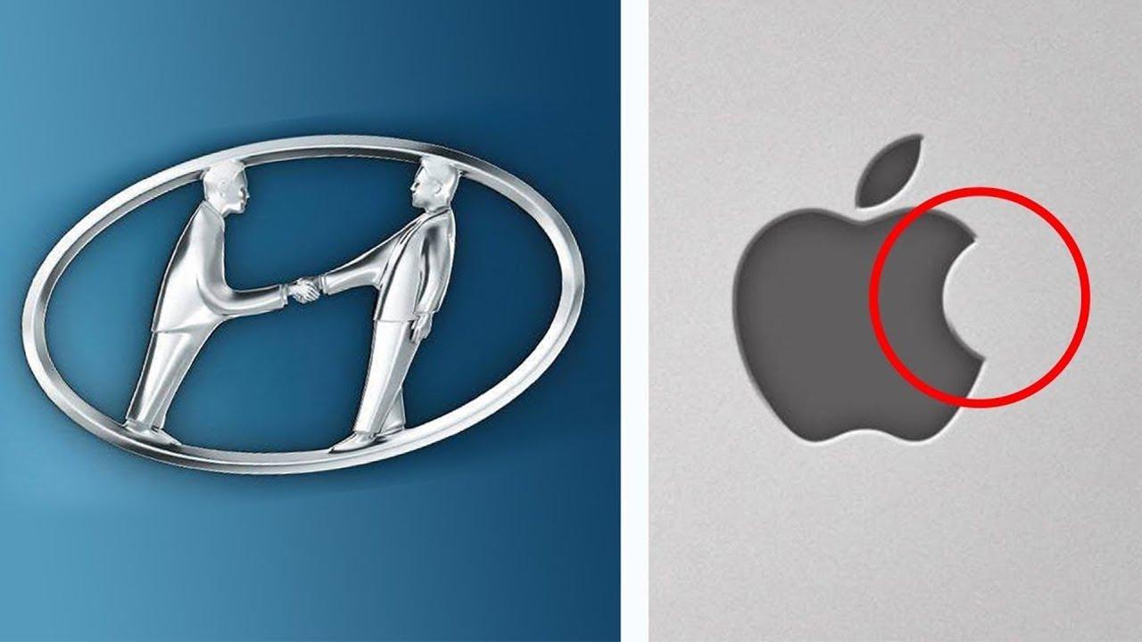 37322ebe9f 10 Secretos Ocultos en los Logotipos de Marcas Famosas - YouTube