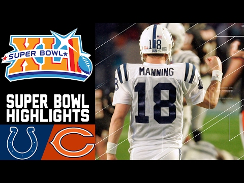 Super Bowl XLI Recap: Colts vs. Bears | NFL