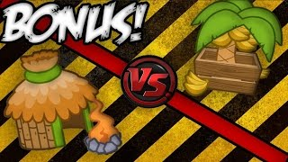 TOWER BATTLES TOURNAMENT! - #15: Monkey Village Vs. Banana Farm - BONUS!