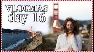 Adventures in San Francisco ❄ Vlogmas 16, 2017