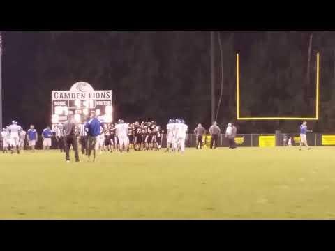 Camden vs Bruceton 2017
