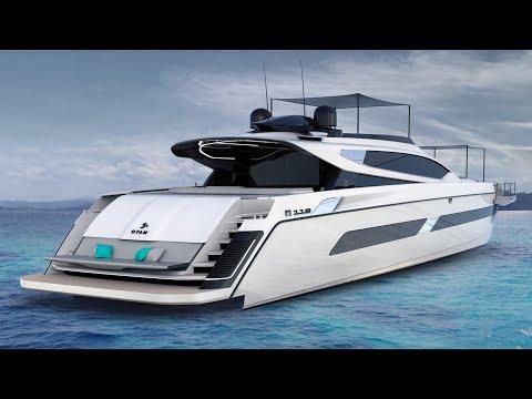 OTAM Custom Range 35m Gipsy Yacht