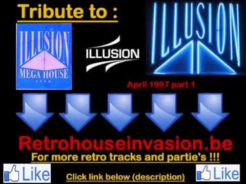 Club illusion lier 1997 retro house 90's liveset