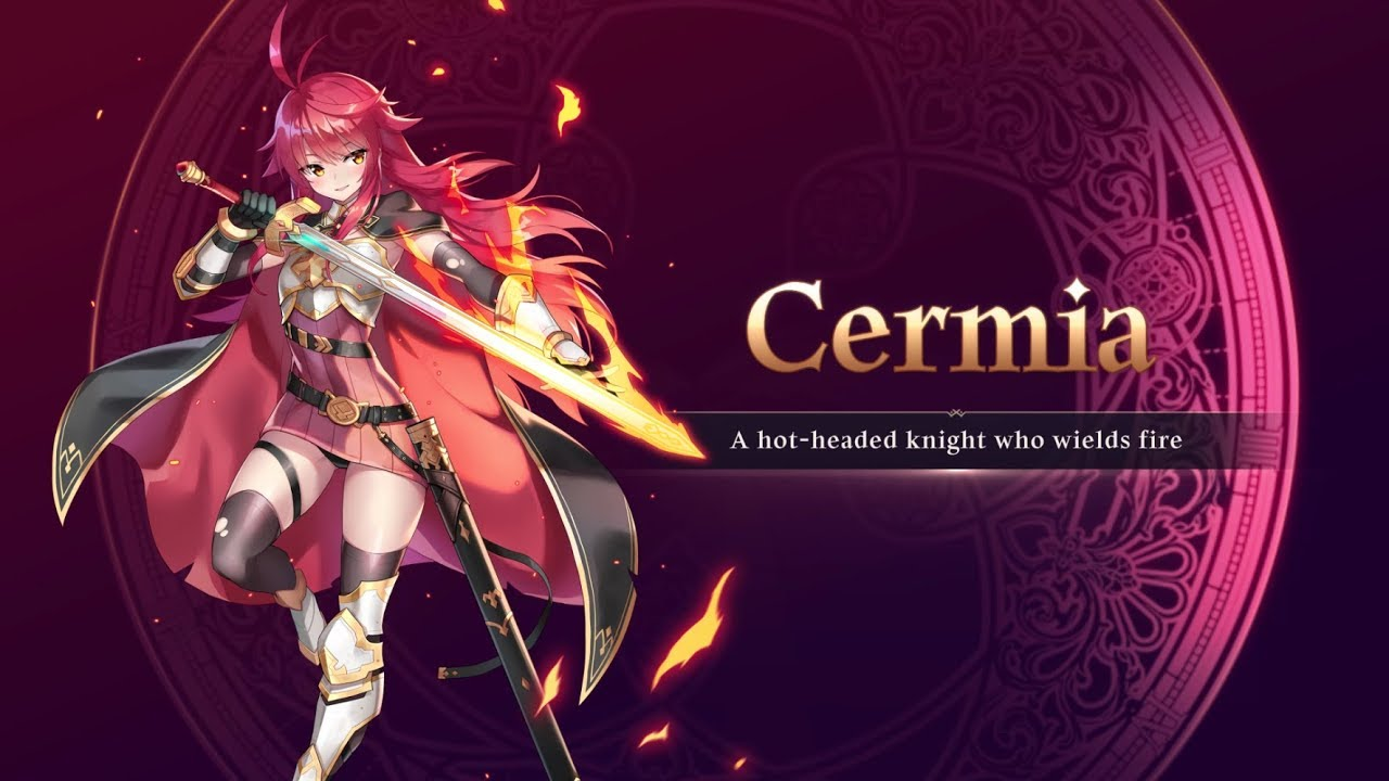 Epic Seven adds Cermia to its hero lineup - GamerBraves