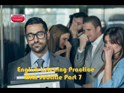 Download English Listening Practice With Subtitle Part 7 - Learn English Speaking