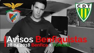 Benfica x Tondela! Avisos Benfiquistas #welivefootball Emirates Diabos Vermelhos