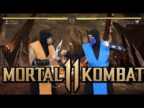 Mortal Kombat 11 Angry Review