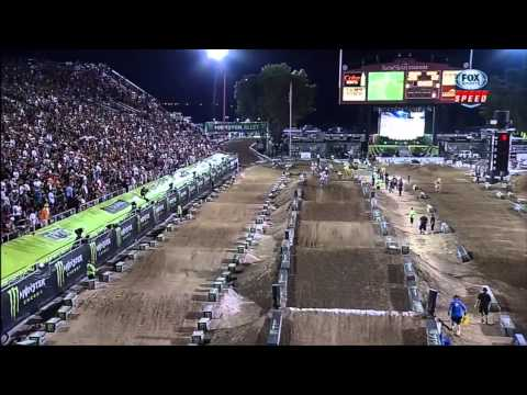 Monster Energy Cup Motocross of Nations 2012  Part 2 HD
