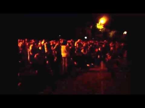 Videó a Kórusok Éjszakája záróéneklésről
