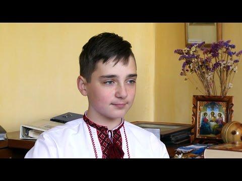 12-річний коломиянин увійшов у трійку найрозумніших дітей України