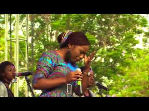 Christine  Ba Yahwe Live Unstoppable Praise