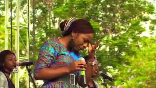 CHRISTINE  - BA YAHWE (LIVE UNSTOPPABLE PRAISE)