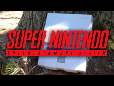 Super Nintendo Entertainment System (1991) - Time Travel