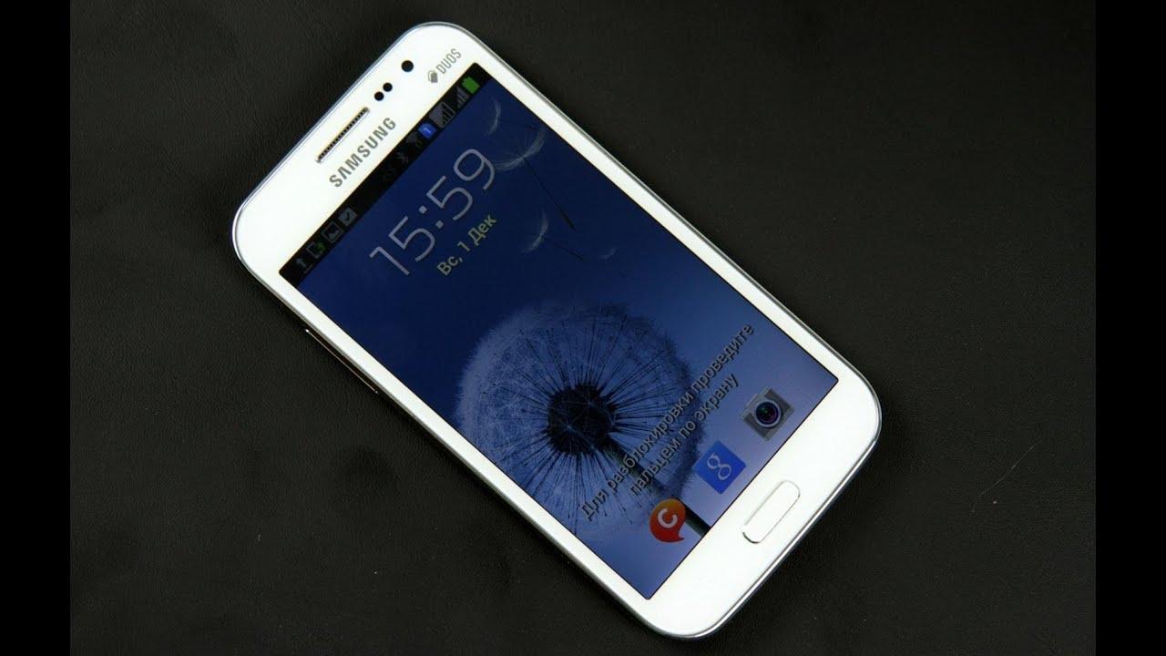Обзор Samsung Galaxy Win GT-I8552