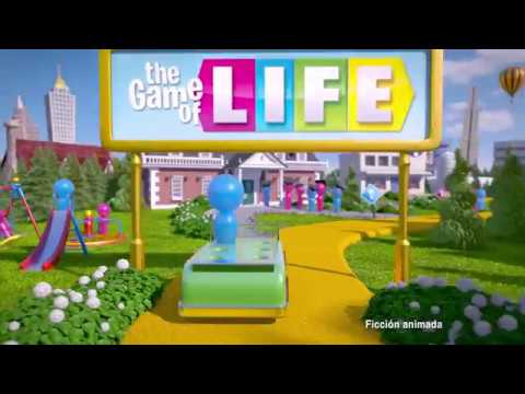 Juego De Mesa Game Of Life Hasbro Youtube