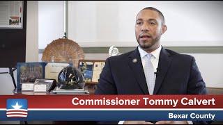 Commissioner Tommy Calvert - Camelot