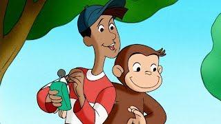 George O Curioso 🐵 George e Bill Melhor Momentos🐵Compilação 🐵 Desenhos Animados em Português