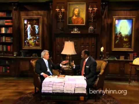 Benn Hinn - Kingdom Principles Now, Part 1