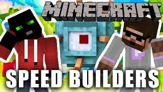 NEJLEPŠÍ STAVITELÉ | Speed Builders | Pedro a Marwex