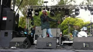 Pandhandle Stage 11am Soundcheck- Sunday Outside Lands 2012