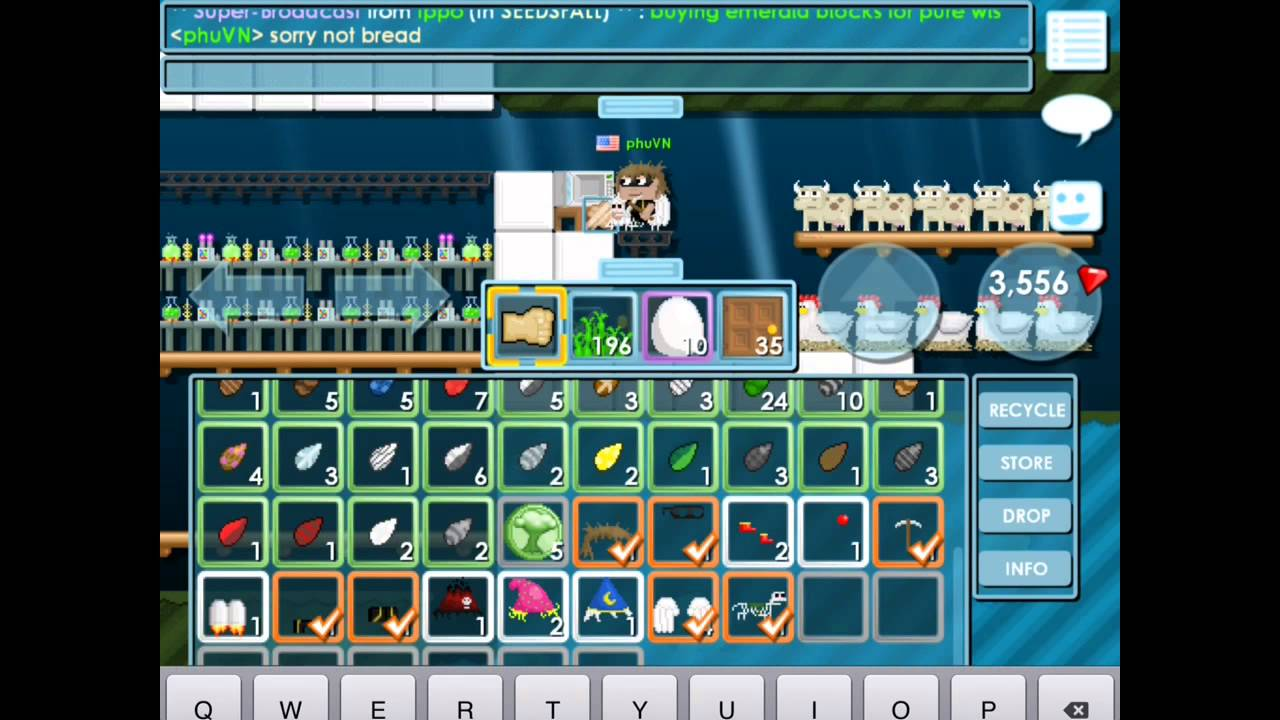Growtopia how to make egg benedict diy youtube growtopia how to make egg benedict diy forumfinder Choice Image