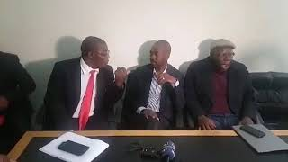 MDC-T Press Conference  2
