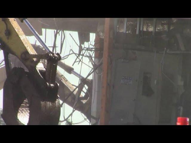 Wyeth Demolition Update  7-1-19