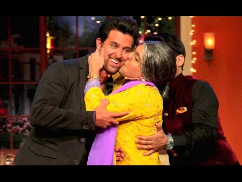 Comedy Nights with Kapil-Hrithik Roshan