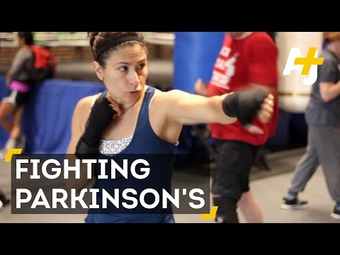 Fighting Parkinson's With Boxing Mp3