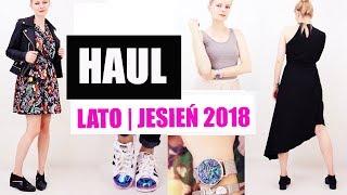 HAUL ZAKUPOWY LIPCA i trochę jesieni  trendy lato jesień 2018 ShoeLove
