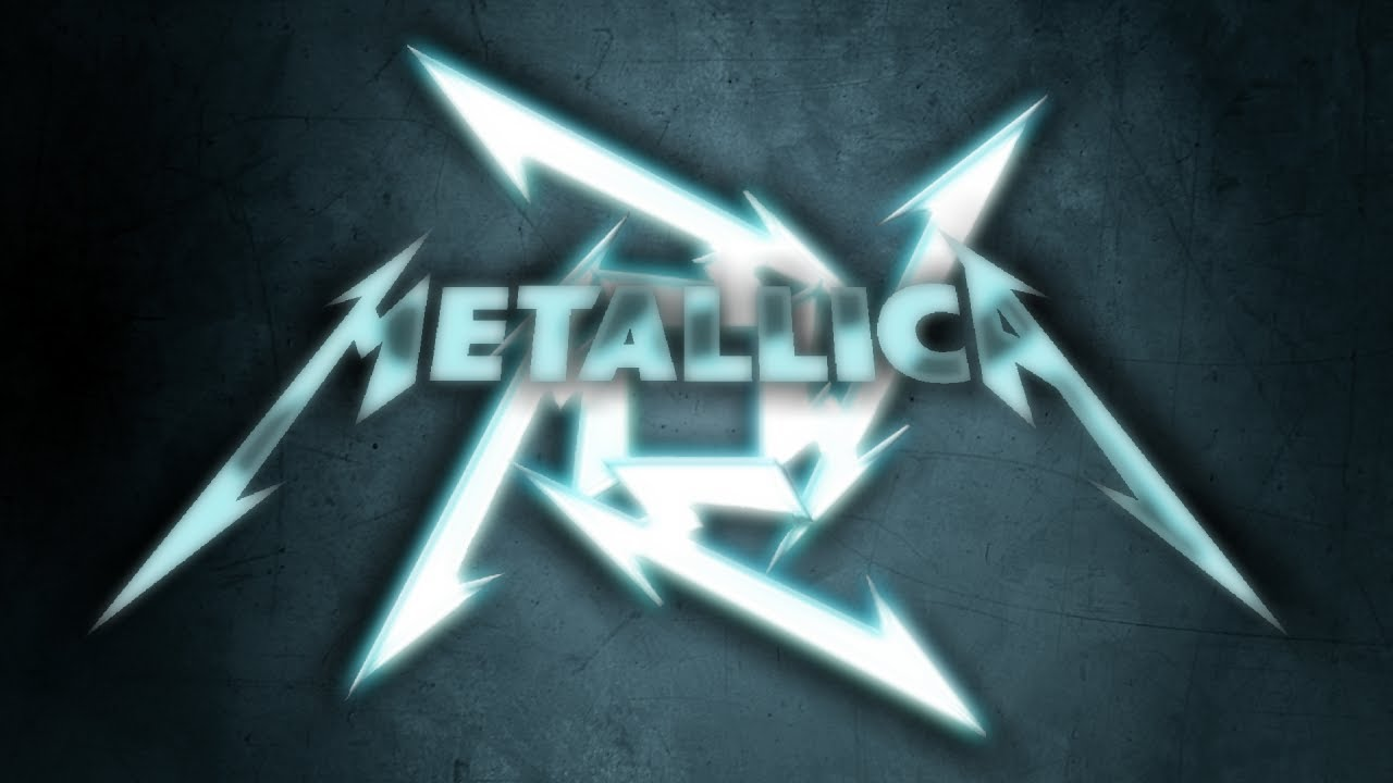 Metallica Wallpaper Speedpaint