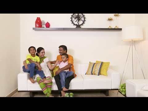 Bangalore Family Gets Their Dream Interiors With Livspace!