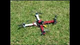 comment construire quadricoptere