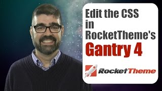 How to Edit the CSS Styles on Gantry 4 RocketTheme Templates(Modifying the Joomla template on your site is a breeze if you are using a template from RocketTheme.com (they have a few free ones for use as well.), 2014-01-03T06:34:31.000Z)