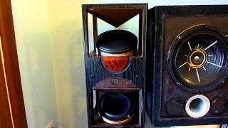 Paul Desmond (2-WAY POINT-SOURCE) SPEAKER DEMO