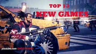 TOP 14 BEST NEW GAMES HIGH GRAPHICS PLAY ON ANDROID-IOS DECEMBER 2017