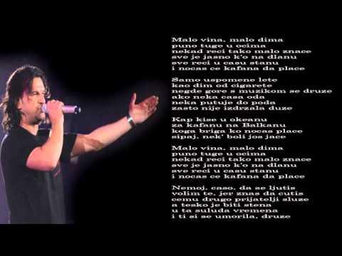 Aca Lukas  Kafana na Balkanu  (Audio 1998)