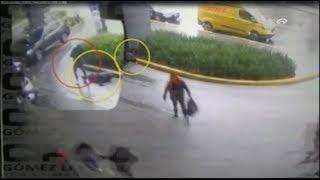 Comando armado perpetró 2 balaceras en Plaza Artz; hubo un tiroteo previo de distracción