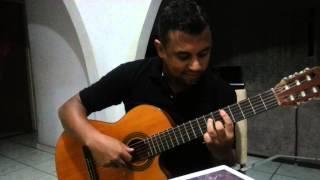 Introdução da música O Meu Lugar (Madureira) no Violão