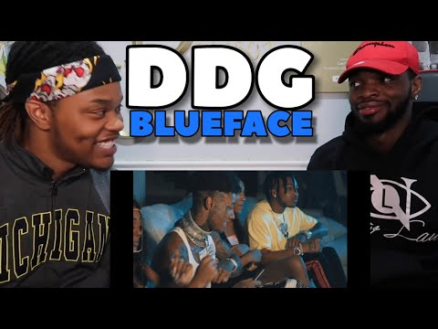 DDG – Moonwalking in Calabasas Remix (feat. Blueface) [Official Music Video] – REACTION