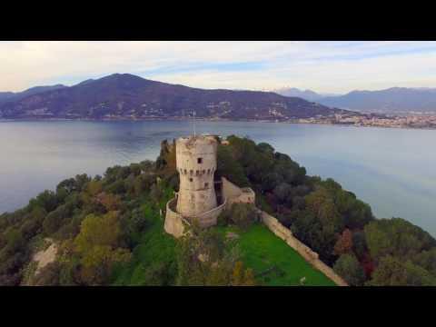 Isola Gallinara - drone view by Daniele Castellaro & Fabio Servetto