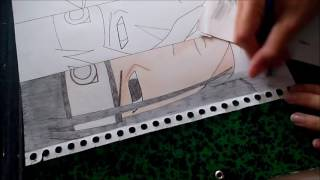 Speed Drawing Hokage