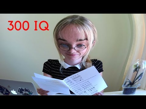 Answering IQ questions as if I have 300 IQ