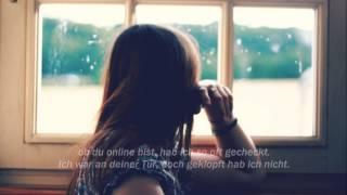 ✗ .. ob du online bist, hab ich so oft gecheckt. ♥