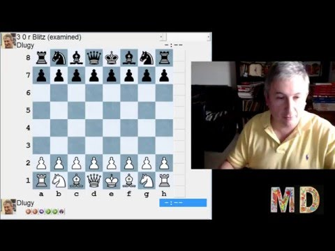 MAX ATTACK SHOW  FREE chess lessons from a TOP GM